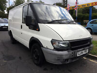 Ford Transit 300S (white) 2004