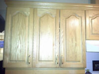 Wanted --- Used Oak Cabinets