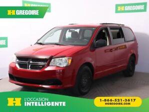 2012 Dodge GR Caravan SE STOW N GO AUTO A/C GR ELECT