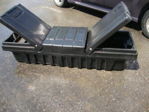 Pickup Truck tool box  with key