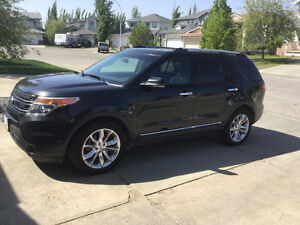 2012 Ford Explorer Limited Edition SUV