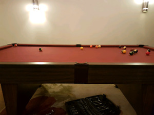 POOL TABLE - cancellated sale reposting
