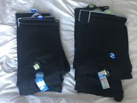Boys school trousers year 11 and 12