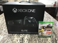 Xbox One ELITE 1TB Hard Drive Console Free Game No Controller