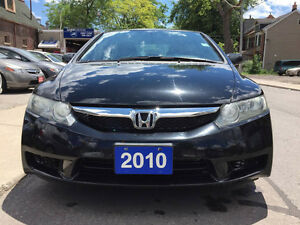 2010 Honda Civic Sport Sedan ***NO ACCIDENT***ONE OWNER***