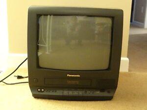 Portable TV/VCR