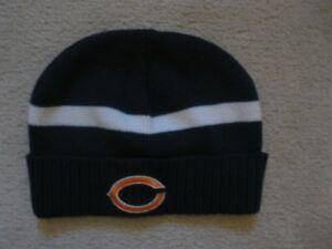 Chicago Bears NFL Youth Winter Hat