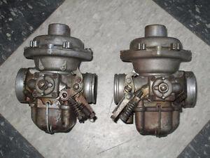 WANTED - BMW R90/6 Carburetors