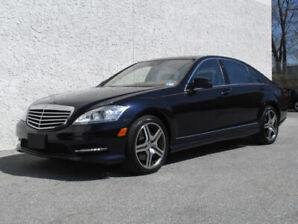 2010 Mercedes-Benz S-Class 4dr Sdn S550 4MATIC Sedan