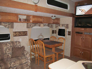 fifth wheel copper canyon sprinter 2006