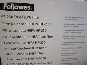 Fellowes CF-230 Carbon Filter for the AP-230PH Air Purifier Kitchener / Waterloo Kitchener Area image 5