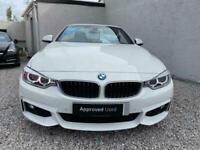 2014 BMW 4 Series 425d M SPORT Auto CONVERTIBLE Diesel Automatic