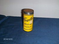 VINTAGE SUPERTITE REPAIR KIT-EMPTY CONTAINER-TRADE WAY-1960'S