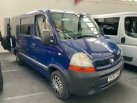 2004 Renault Master Pendle Campervans Rear Lounge 2 Berth Campervan
