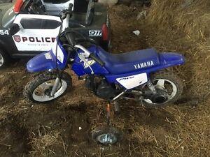 2009 Yamaha PW50