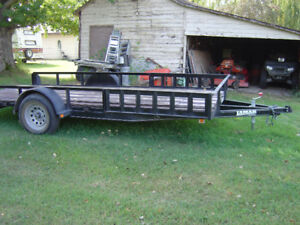 Trailer for sale REDUCED