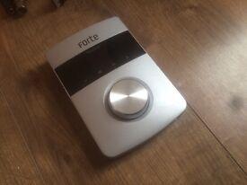 Rare Focusrite Forte soundcard / audio interface. Rrp £449