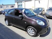 2011 Nissan Micra 1.2 12v ( 79bhp ) ( 2011 ) Acenta Finance Available