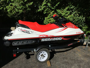 Very good condition Seadoo Wake 155 - only 81 hours