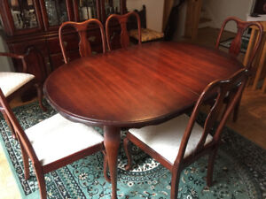 Mobilier de Salle a Manger ** Dining Table & Chairs