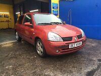 2005 Renault Clio 1.2 16v