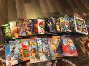 23 Kids Movies, All great condition
