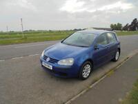 Volkswagen Golf 1.6 FSI 2004 SE 5 Door