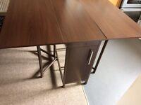 ARGOS FOLD UP TABLE