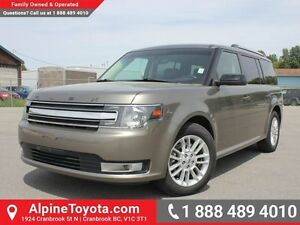 2013 Ford Flex SEL  Nav - Heated Seats - Sunroof - AWD