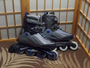 Kids Size 9 Dukes Roller Blades
