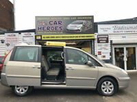 2004 CITROEN C8 EXCLUSIVE 2.0 HDi AUTOMATIC 7 SEATER ( AA) WARRANTED INCLUDED