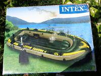 Bateau pneumatique Sea Hank 4, Intex