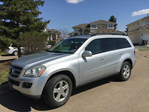 2007 Mercedes GL450 SUV (Excellent Shape)