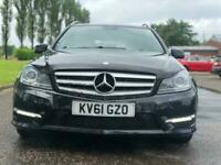 2011 Mercedes-Benz C-CLASS 2.1 C200 CDI BLUEEFFICIENCY SPORT 5d 135 BHP Estate D
