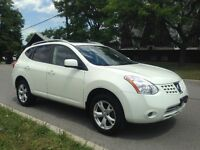 2008 NISSAN ROUGE SL AWD AUTOMATIC ROOF ALLOYS A/C PADDLE SHIFT