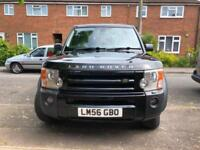 2007 Land Rover Discovery 3, 2.7 Diesel, AUTOMATIC, 7 seats, 10 months MOT.