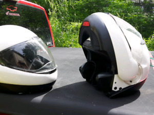 BMW Helmets $200. For the pair
