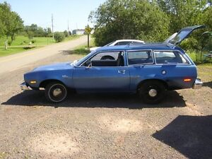 NICE SURVIVOR 1974 Ford Pinto Wagon