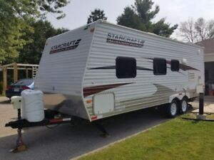 Excellent to Mint Condition Travel Trailer
