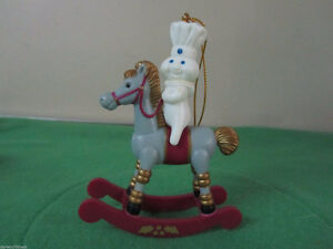 Pillsbury Doughboy Ornament - NIB - $10.00
