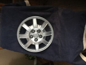 REDUCED 4 Hubcaps