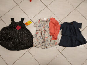 18 and 18-24 months girl clothes