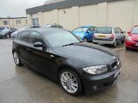 2009 BMW 118 2.0TD d M Sport 143bhp Finance Available