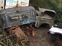 Landrover parts offers