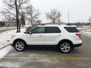 2013 Ford Explorer Limited Loaded!!
