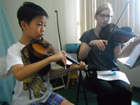 Violin, Viola & Cello Lessons - New Student Special Offer