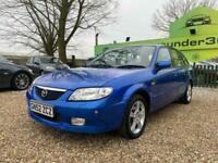 2002 Mazda 323 1.6 GSI 5d 97 BHP Hatchback Petrol Manual