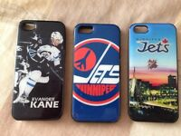 3 Winnipeg Jet IPhone 5 cases