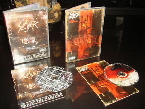 DVD-SLAYER-WAR AT THE WARFIELD (LIVE+CONCERT)