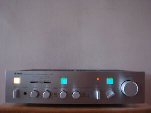 Yamaha A-760 Vintage Integrated Stereo Amplifier